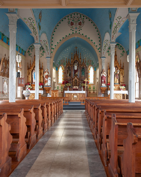 Paint church St Cyril and Methodious Dubina.3.jpg