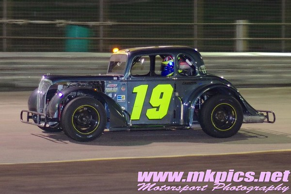 Oval Track Legends 2015 British Championship