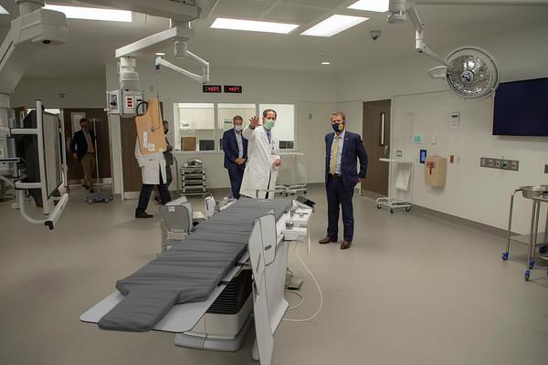 7.14.2020 Piedmont Hospital Tour