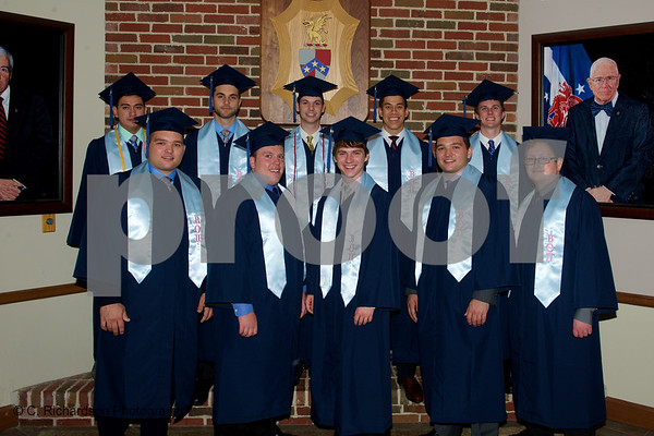 Westminster College Graduating Class of 2015