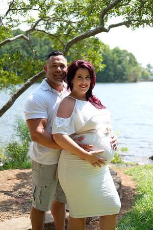 Amy's Maternity pics
