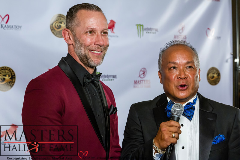 Masters Hall of Fame 2019