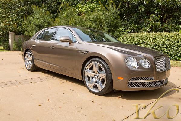 2014 Bentley