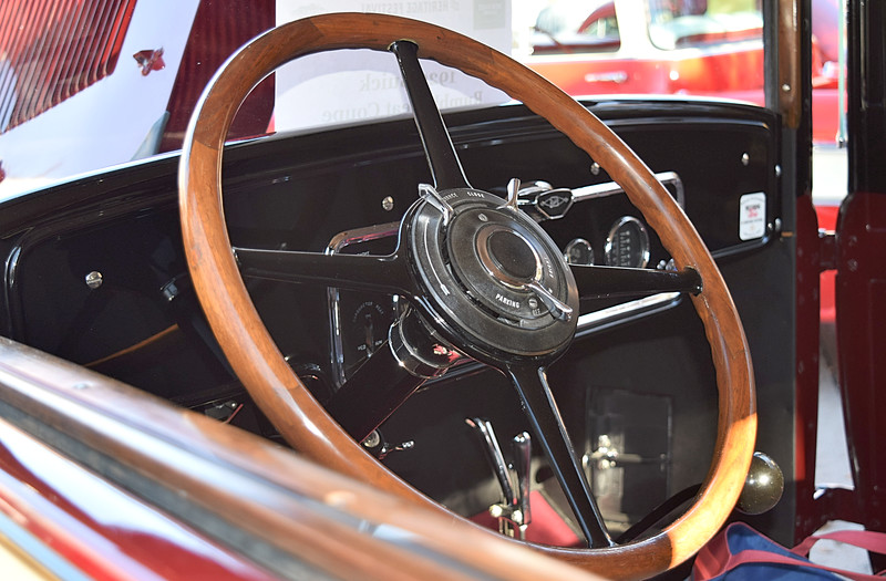 Buick 1929 Rumble Seat Coupe interior lf.JPG