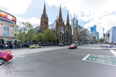 Melbourne, Sep 2016