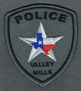 Valley Mills Police