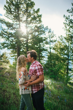 Heather and Nick's Engagement Photos