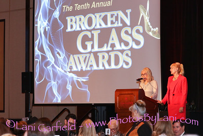 Broken Glass Awards 11/5/18 by Lani and Michelle