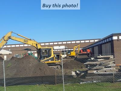 BBE elementary fall construction