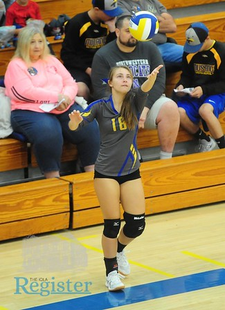 Iola Volleyball Invitational 9/8