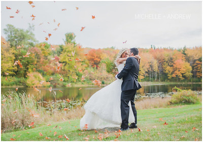 Michelle & Andrew - Hampstead, NH
