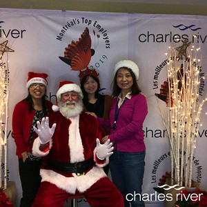 Charles River Party de Noël 2019