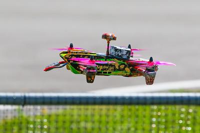 2020 Drone Fly July