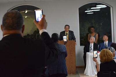 Celebration of Councilman Joe Webb
