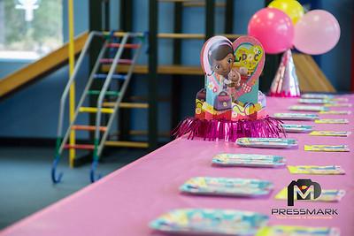 Ariah's First Birthday SM