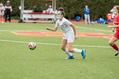 Girls Junior Varsity A Soccer - 2020