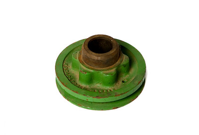 JOHN DEERE CRANKSHAFT PULLEY ​R59312