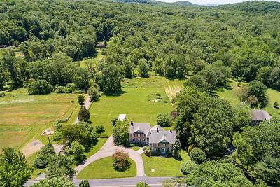 Aerial 57 Sliker Road Glen Gardner NJ
