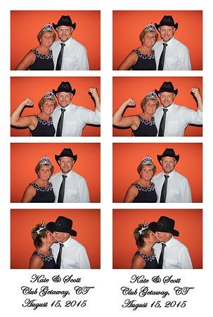 Kate and Scott's Wedding