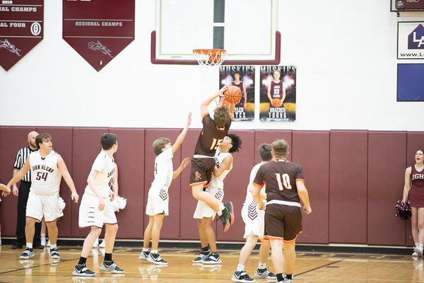 MHS Basketball vs. John Glenn