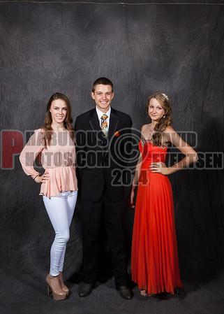 Cornerstone Charter Academy Prom - 2014