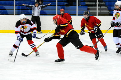 Game 1 - Westland Blazers vs Livonia Blackhawks
