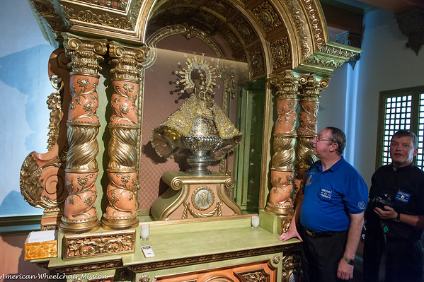 Naga City: Tour of Penafrancia Basilica
