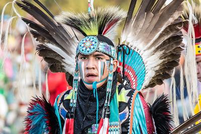 Cherokee National Holiday PowWow