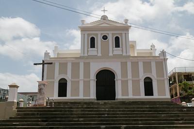 San German, Mayaguez, Aquadilla