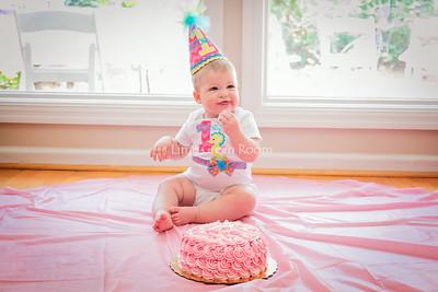 Emmalyn {1st Birthday}