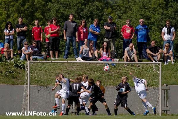 Finále: Hradec-Most 0:0, penalty 3:2