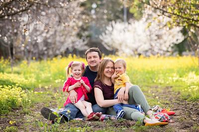 Dudzinskaya Family 2018