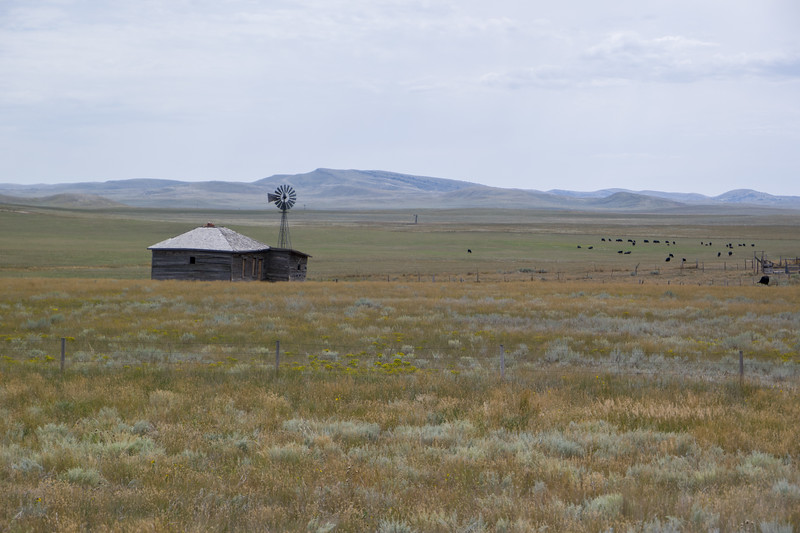 Ranchhand House - Eastern Wyoming