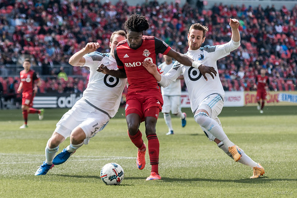 Minnesota United vs Toronto FC