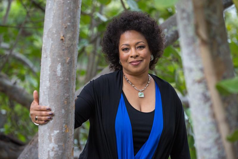 Cheryl's Portrait Session, Quayside, Miami Shores