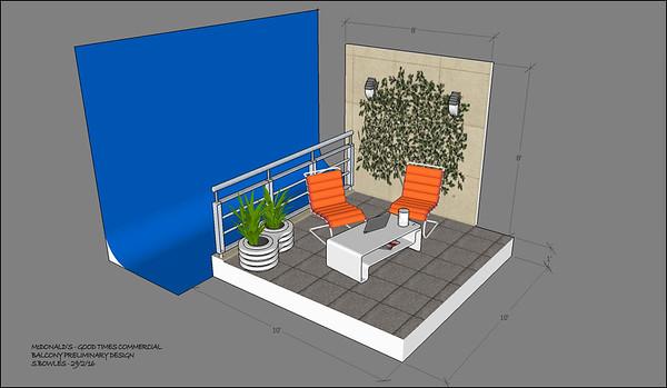 Balcony Design Visuals