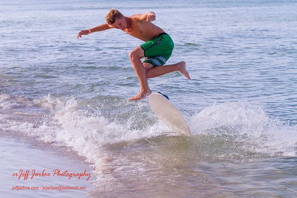 Jacob Carter - Stuart Fla, Shore lb. Throwdown 16