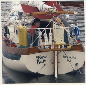 New Salt - Falmouth Cutter 22