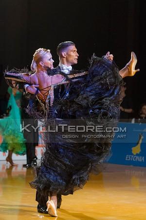 Standard & Latin Grand Slam Tallinn 2014