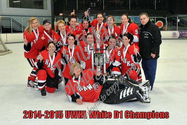 White Division 1 Championship - Hawks vs Freeze