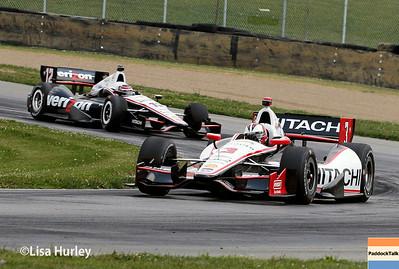 2014 IndyCar - Mid-Ohio