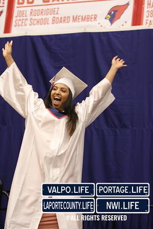 East Chicago Central High School Graduation 2016