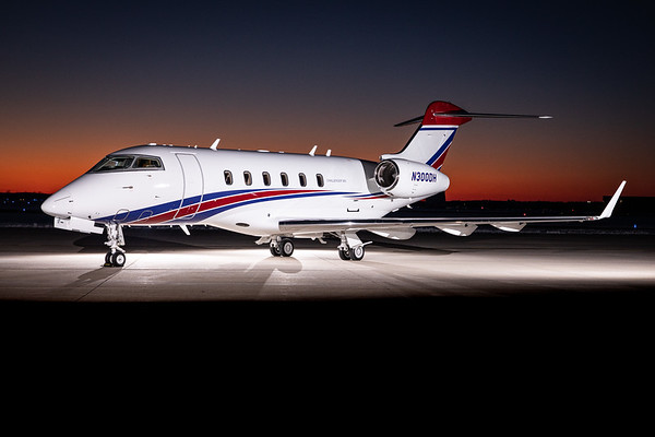 Challenger 300 N300DH (High Res No Logo)
