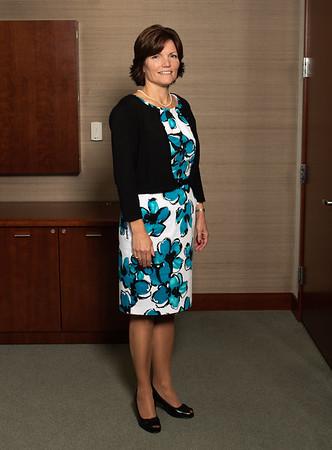 Merrill Lynch head shots for Mary Beckett