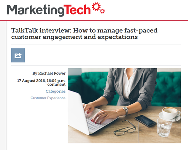 Marketing Tech Interview