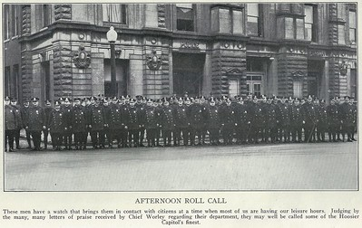 Roll Call Afternoon 1929