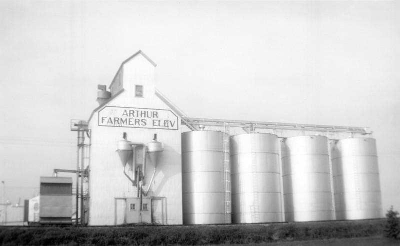ARE030.  Arthur Farmers Elevator – reprint done Nov 1973 - n.jpg
