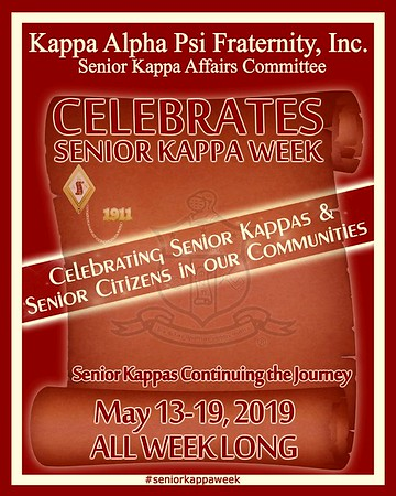 2019 Senior Kappas Week