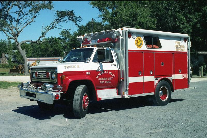 Murrells Inlet - Garden City SC - Support 8 - 1982 Chevy-E One.jpg