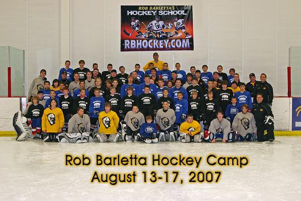 RB Hocky Camp Aug 17, 2007